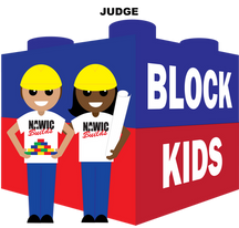 Block Kids Judge