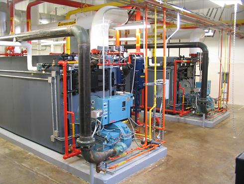 Henry Houston Elementary School – Boiler Replacement