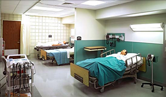 Nursing Simulation Lab Renovations
