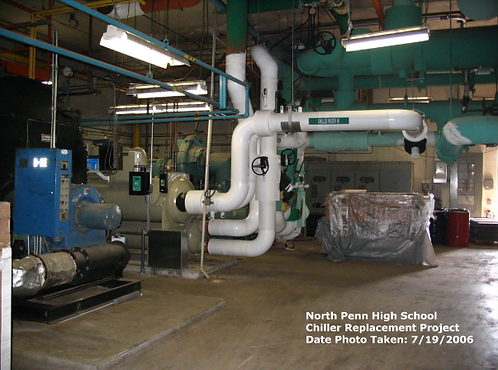 North Penn HS - Chiller Replacement