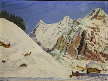 Georges Alfons TROXLER (1901-1990)