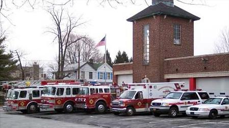 Tinicum Township Fire Company Engine Room Energy Enhancement