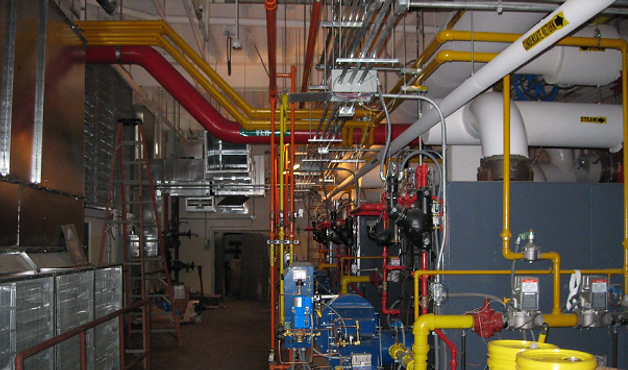 Anna Shaw Middle School - Mechanical Plant Boiler Replacement