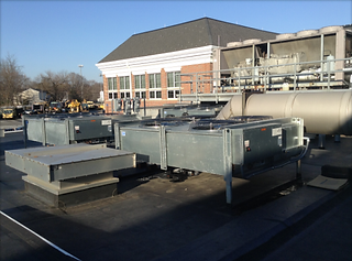 Reed Henderson High School - Chiller Plant Upgrade