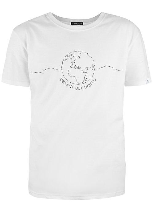 Dontation Shirt - Distant But United - Unisex