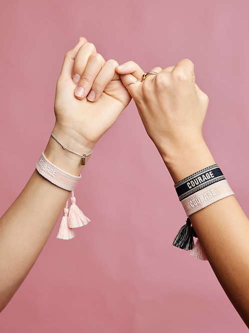 Courage Club  Bracelet