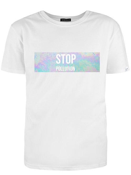 Stop Pollution - Men