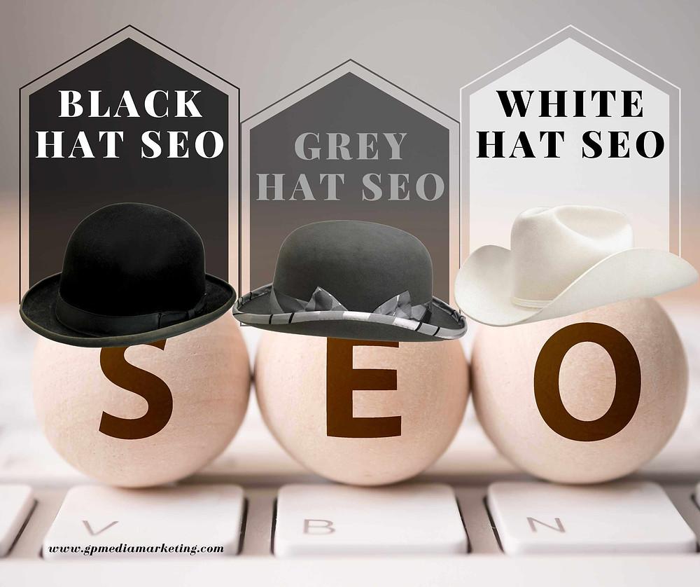 black hat seo grey hat seo white hat seo