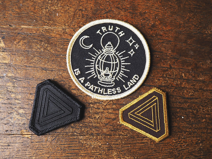 Embroidered Patches