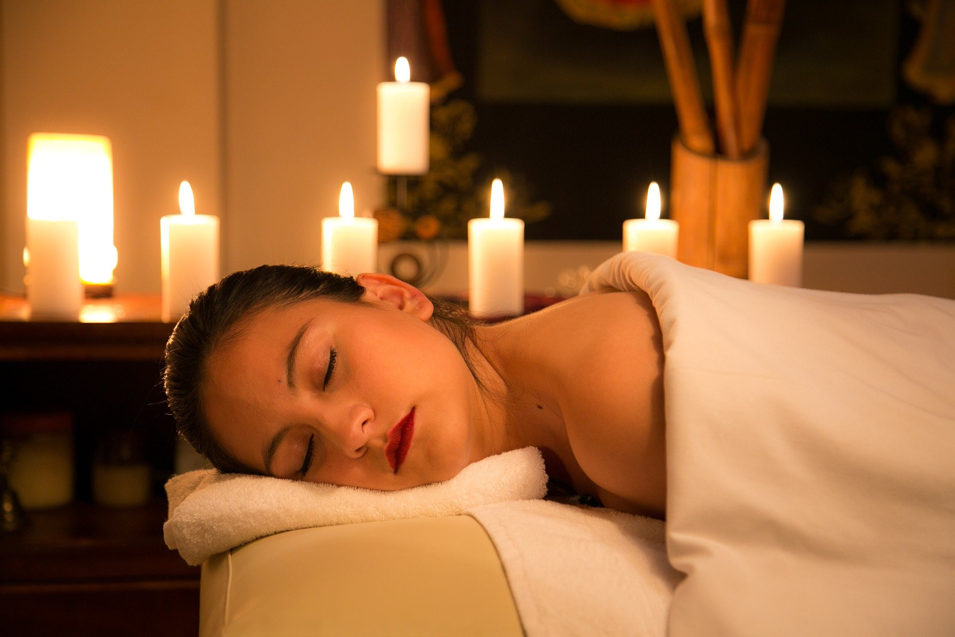Massage harmonisant