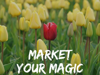 Build and Market Your Magic With Intention