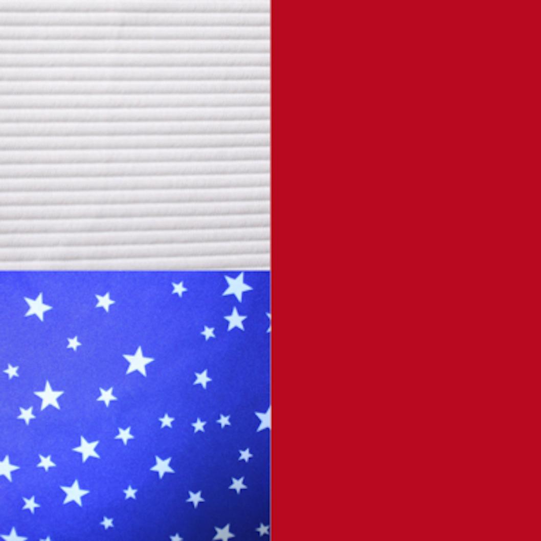Red, White, & Stars