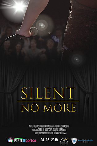 Silent No More, Poster.png