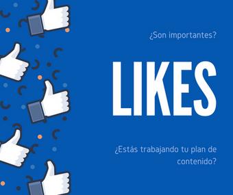 """¿Es importante aumentar los """"likes"""" de mi página de Facebook?"""