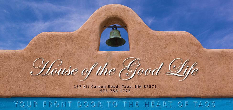 Casa Benavides Entry Bell