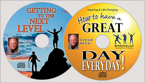 Great Day & Next Level Audio CD Combo