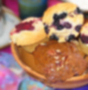 Casa Benavides Breakfast Muffins