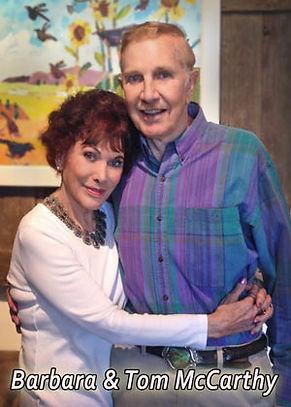 Tom and Barbara McCarthy
