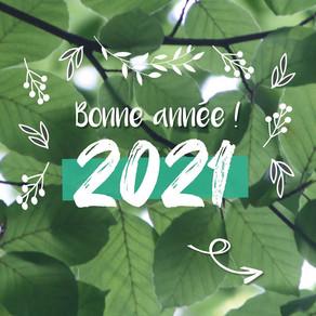 2021 : (Re)découvrir les bienfaits de la nature