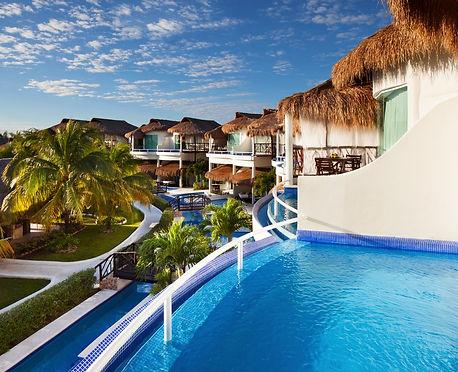 Where to stay in Cancun, Riviera Maya -El Dorado Casitas Royale