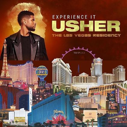 USHER Las Vegas Residence