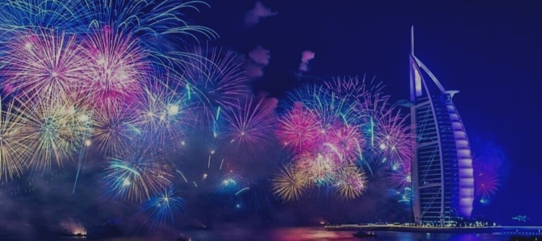 Experience New Years Eve in Dubai