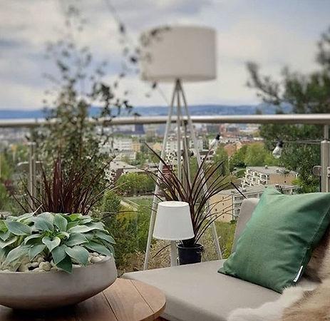 MiaH Design, hageputer til dine utemøbler