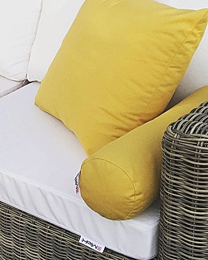Miah Design allweather cushions