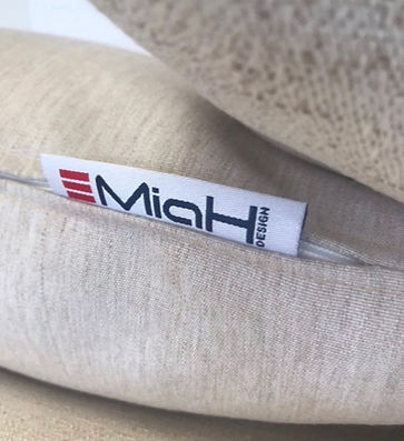 MiaH Design værbestandige puter for inne- og utebruk
