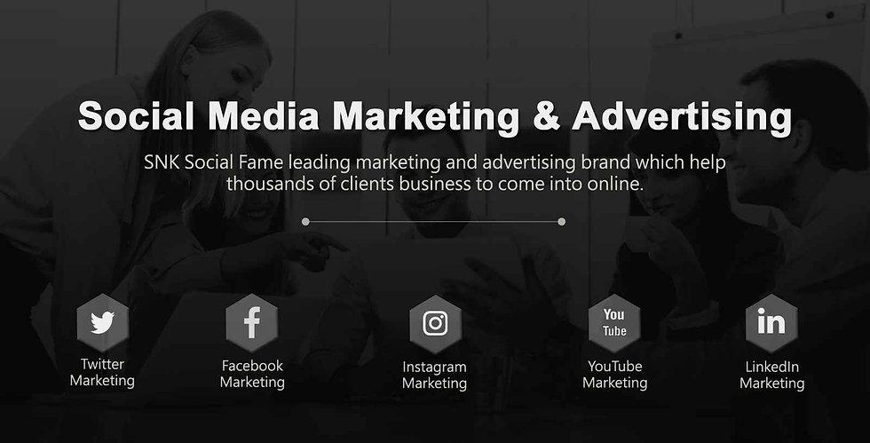 buy social media marketing services india