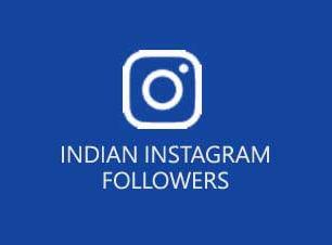 buy organic Instagram followers india