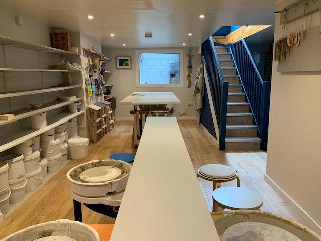 Monday AM - Open Access Pottery Studio