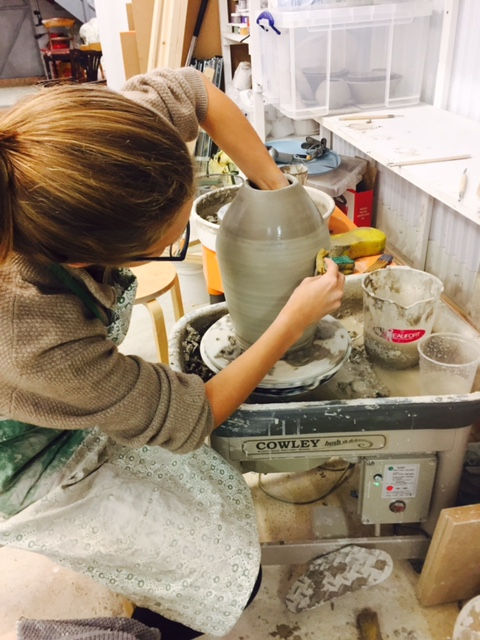 Pottery Group Workshop - Tue 11.30am