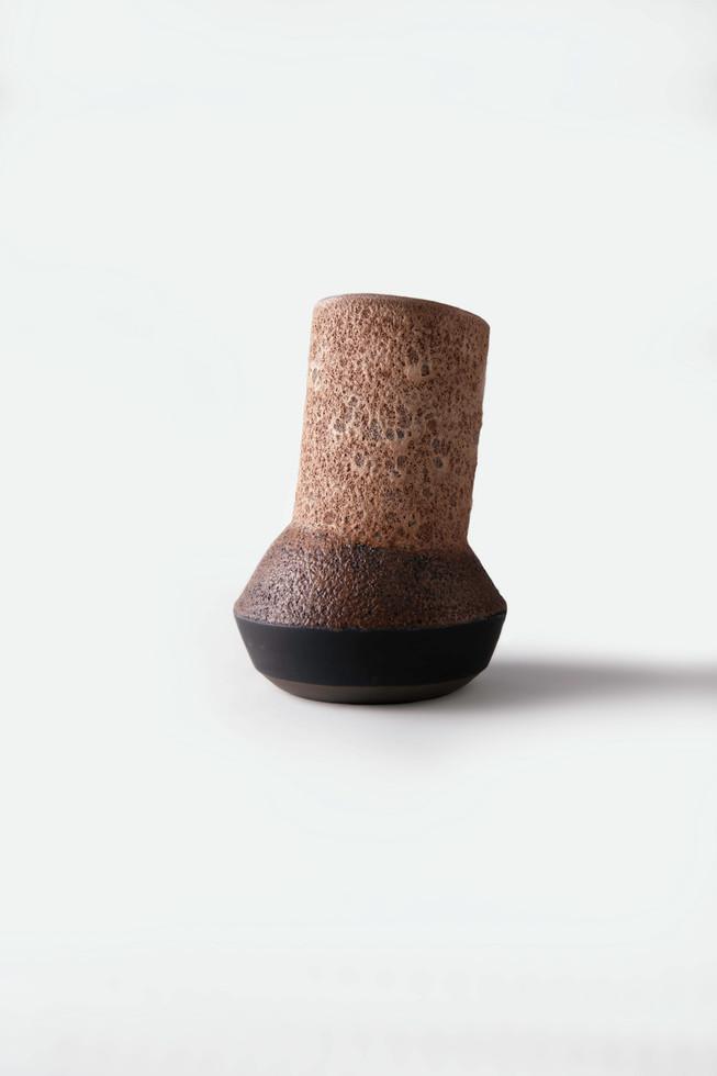 Lopsided vase
