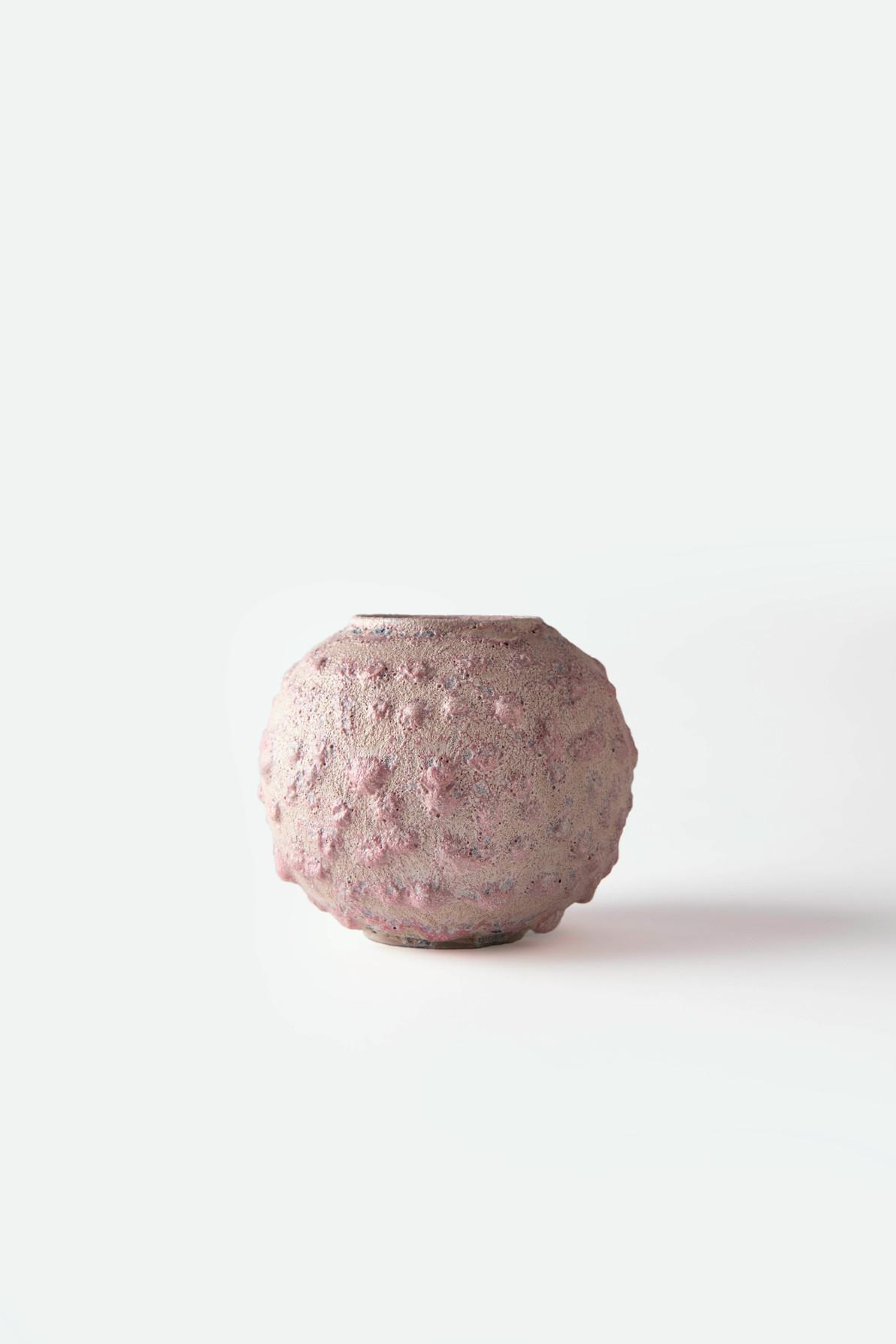 Pink Moon Jar