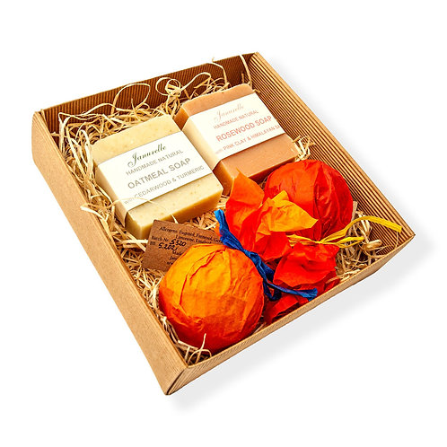 Gift box of 4 items
