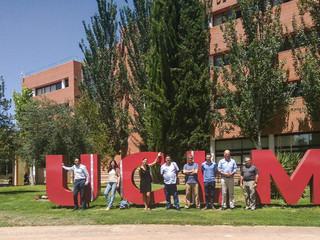 3RD COORDINATION MEETING IN ALBACETE - SPAIN