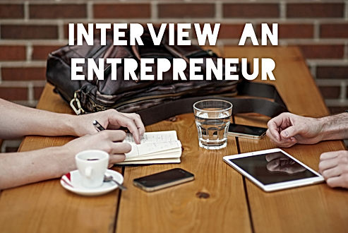 Interview a local STEM Entrepreneur