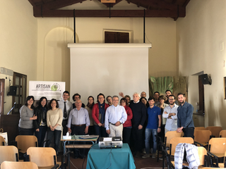 ARTISAN Final Dissemination Event in Italy