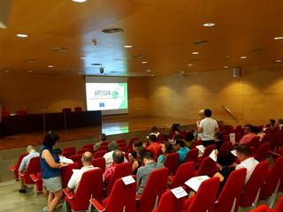 ARTISAN Final Dissemination Event in Spain
