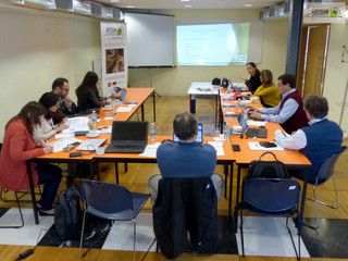 4th Coordination Meeting - Covilha, Portugal