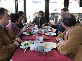 ADVISORY BOARD MEETING IN ITALY