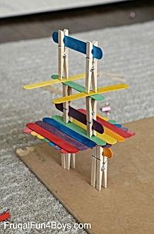 Teetering Towers