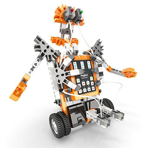 Why does it turn around_ Building, programming and debugging your first Engino Robot!