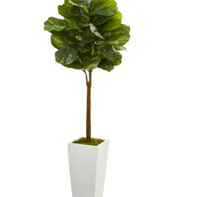 Artificial Fiddle Leaf Tree