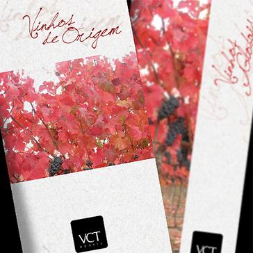 Folder de Vinhos
