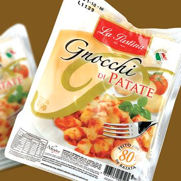 Embalagem La Pastina