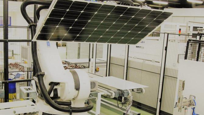 Recom acquires Jabil's solar module production lines