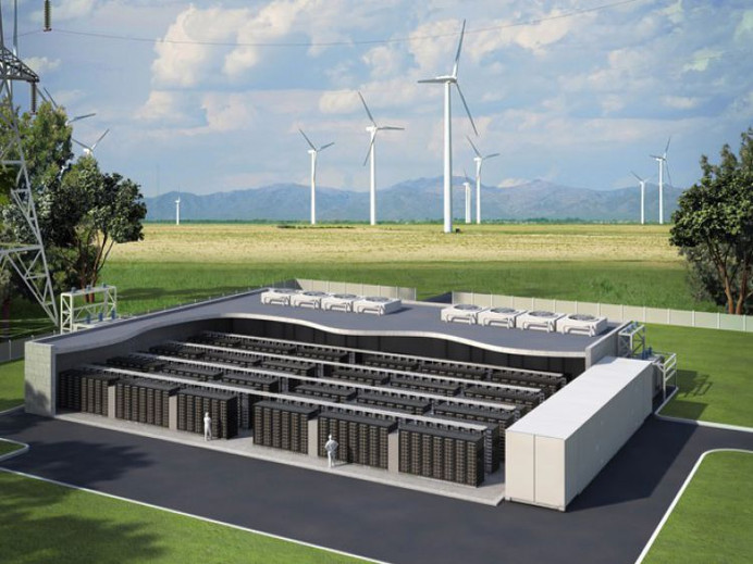 Electricity storage and renewables: Costs and markets to 2030