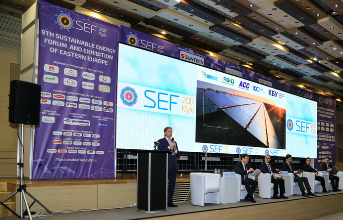 Ukraine has become the main European market for renewable energy among the newly emerging economies